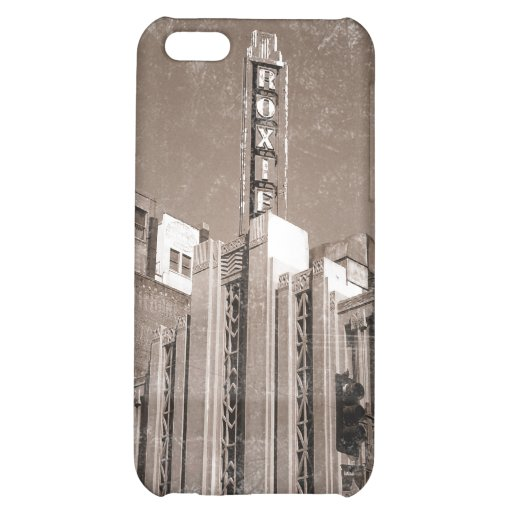 Roxie Theatre iPhone 5C Cases