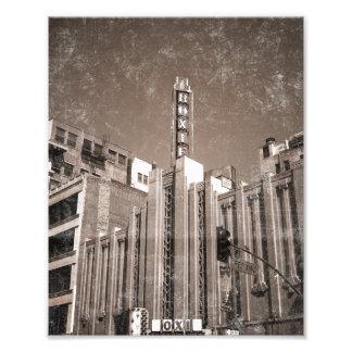Roxie Theatre Photographic Print