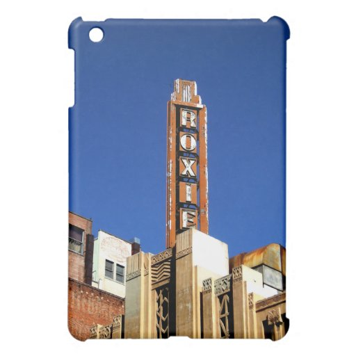 Roxie Vintage Sign iPad Mini Cases