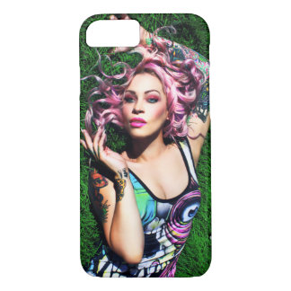 """RoxyLeeHeart """"Grass"""" iPhone 7 Case"""