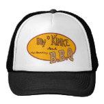 Roy Kinke & BBQ Cap