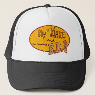Roy Kinke & BBQ Trucker Hat