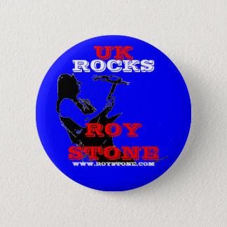 ROY STONE UK ROCKS BADGE