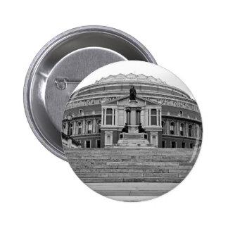 Royal Albert Hall London 6 Cm Round Badge