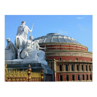 Royal Albert Hall London Postcard