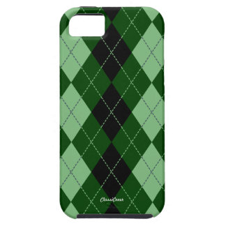 Royal Argyle Green Mint Case Mate