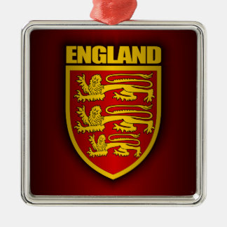 Royal Arms of England Christmas Ornament