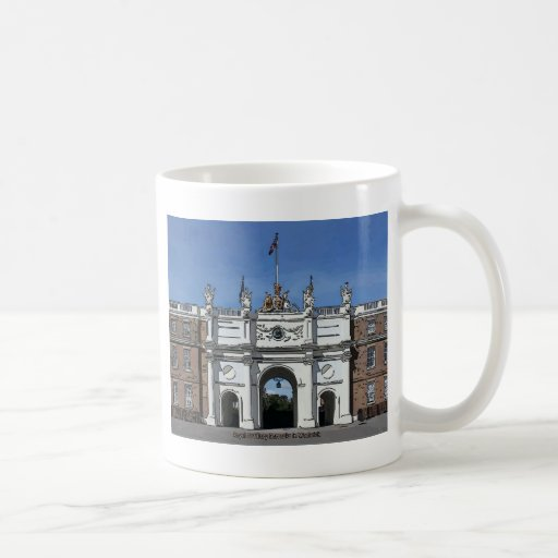 Royal Artillery Barracks Woolwich Coffee Mug