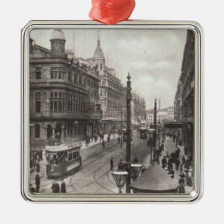 Royal Avenue, Belfast, c.1900 Christmas Ornament