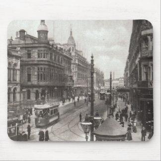 Royal Avenue, Belfast, c.1900 Mouse Pad