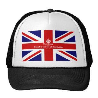 Royal Baby 2013 Mesh Hat