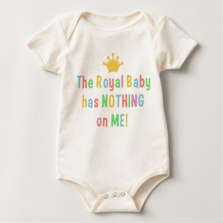 Royal Baby apparel Baby Bodysuit