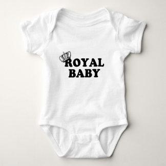 Royal Baby Baby Bodysuit