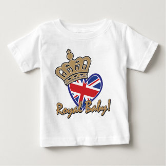 Royal Baby Baby T-Shirt