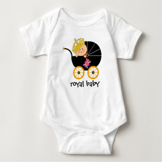 Royal Baby Infant Clothing Baby Bodysuit