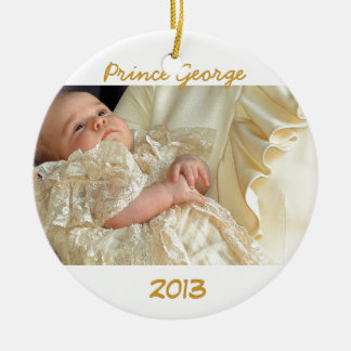 Royal Baby Ornament