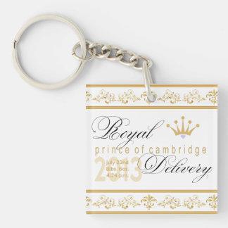 Royal Baby Prince of Cambridge Souvenir Keychain