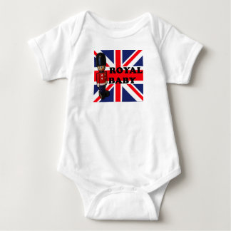 Royal Baby Soldier Tees