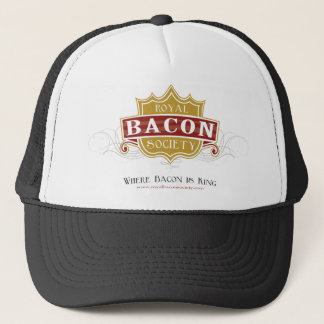 Royal Bacon Society Logo Hat