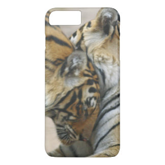 Royal Bengal Tiger and young ones - touching iPhone 8 Plus/7 Plus Case