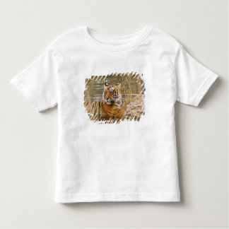 Royal Bengal Tiger in the forest pond, Shirts