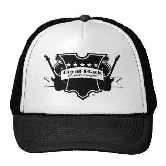 Royal Black Snapback Cap