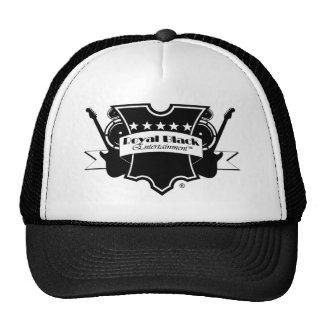 Royal Black Snapback Cap