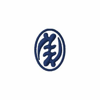 Royal Blue Adinkra Symbol T-shirt