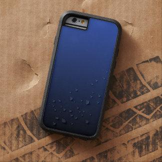 Royal Blue Black Ombre Tough Xtreme iPhone 6 Case