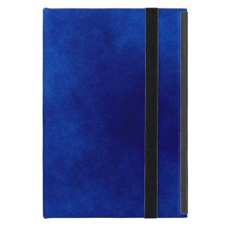 Royal Blue Watercolor Abstract, iPad Mini Case