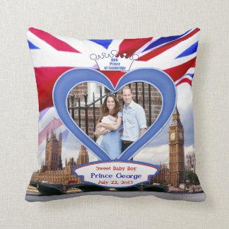 Royal British Baby Prince George Pillow