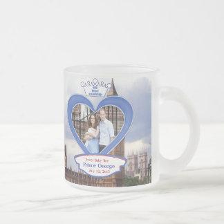 Royal British Baby Prince George Coffee Mugs