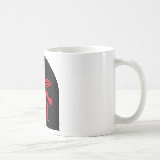 Royal British Commando Basic White Mug