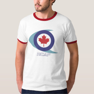 ROYAL CANADIAN AIR FORCE (RCAF) ROUNDEL SPORT T-Shirt