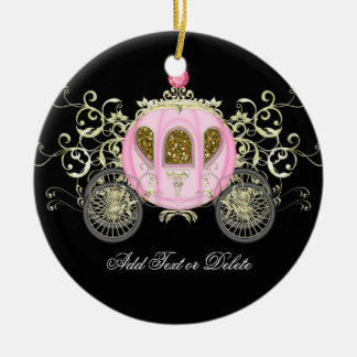 Royal Carriage - SRF Christmas Ornament