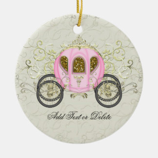 Royal Carriage - SRF Christmas Ornament