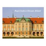 Royal Castle in Warsaw Postcards