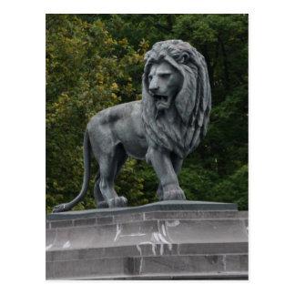 Royal Castle of Laeken Postcard