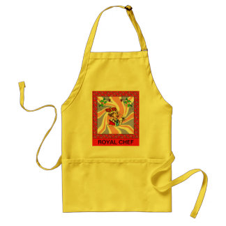 Royal chef standard apron