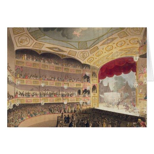 Royal Circus Card