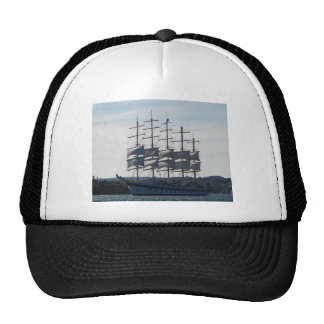 Royal Clipper Under Sail Mesh Hat