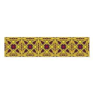 Royal Colorful Kaleidoscope   Napkin Band
