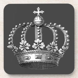 Royal Corona Coasters, set of six