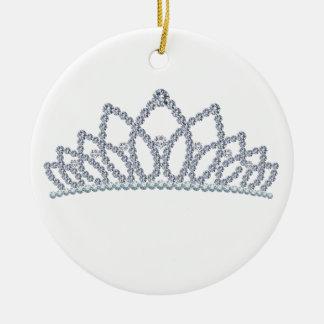 Royal Crown Christmas Ornament