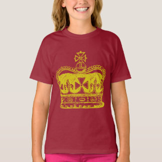 Royal Crown Graphic T-Shirt