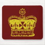 Royal Crown Mousemats