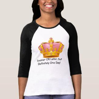 Royal Crown Women full-sleeves T-Shirt. T-Shirt