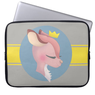 Royal Deer Laptop Sleeve