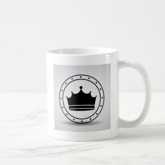 royal design basic white mug
