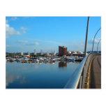 Royal Docklands, East London, England Post Card